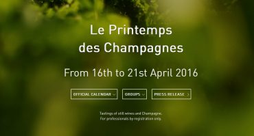 """Champagne week – """"Printemps des Champagnes"""""""